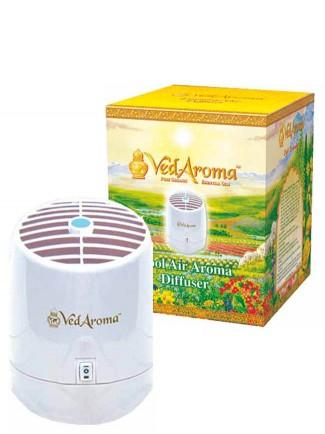 VedAroma Cool Air Diffuser(Box size: 14 cm x 17.5 cm x 14.8 cm).