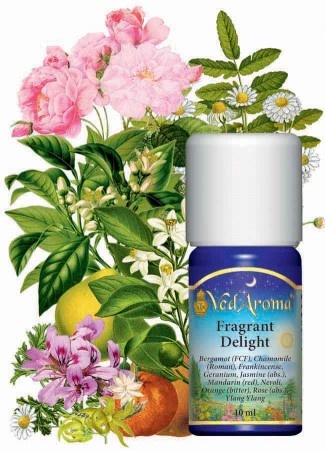 Fragrant Delight - Blend of Essential Oils