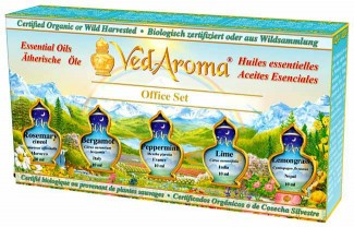 Office Set - Boxed Set of Essential Oils