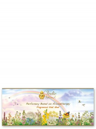 Vedic Aroma Booklet - Perfumery Based on Aromatherapy—Fragrances that Heal
