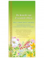 Power of Essential Oils booklet,  52 pages, Dutch