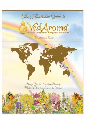 VedAroma Essential Oils Illustrated Guide