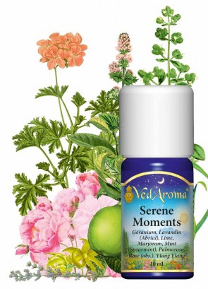 Serene Moments - Blend of Essential Oils