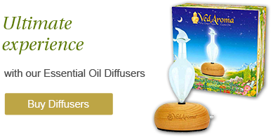 Ultimate experience with our Essential Oils diffusers.